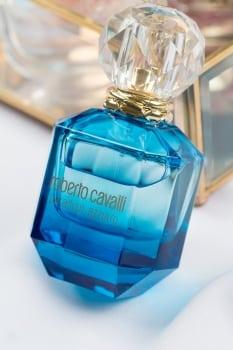 ulubieńcy: Zapach Roberto Cavalli Paradiso Azzuro