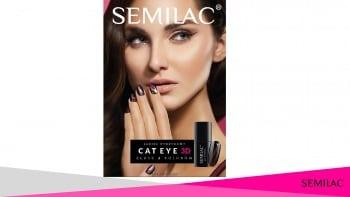 semilac cat eye 3d