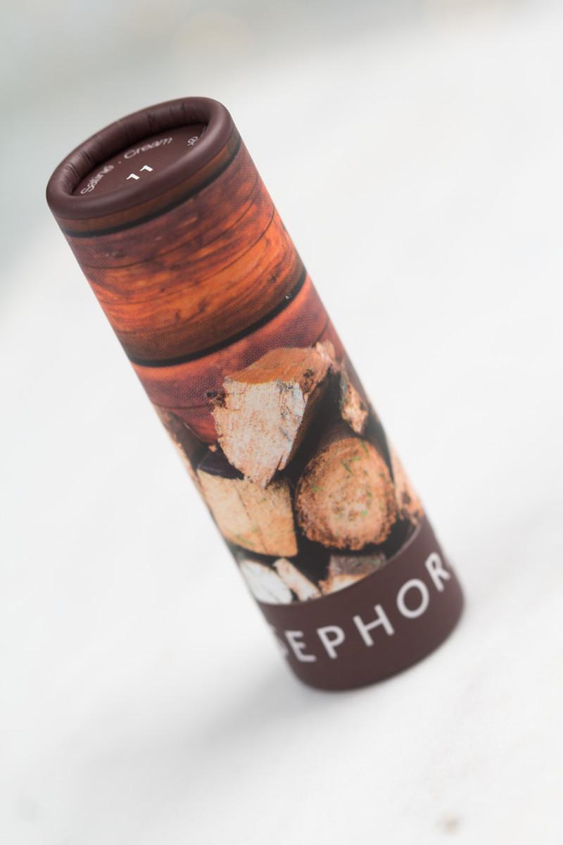 Sephora lipstories fireside