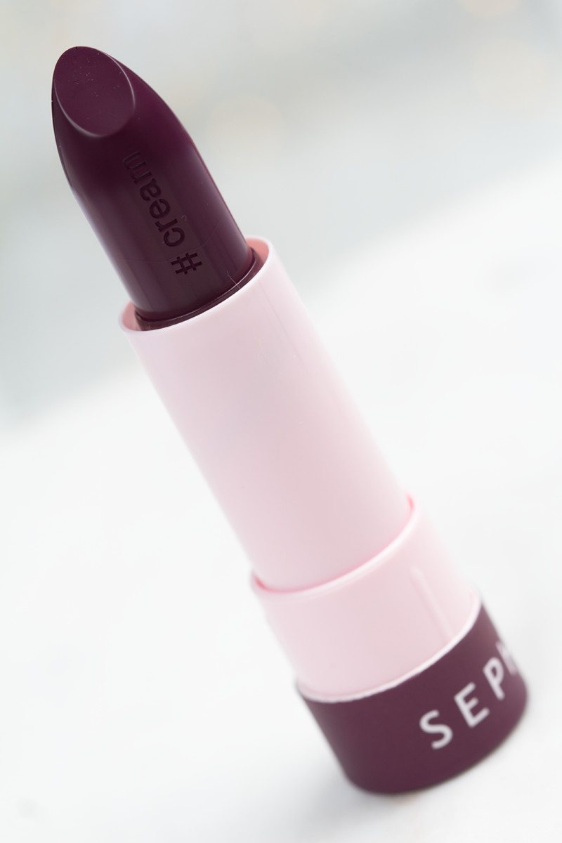 Sephora lipstories 32 Berry-licious