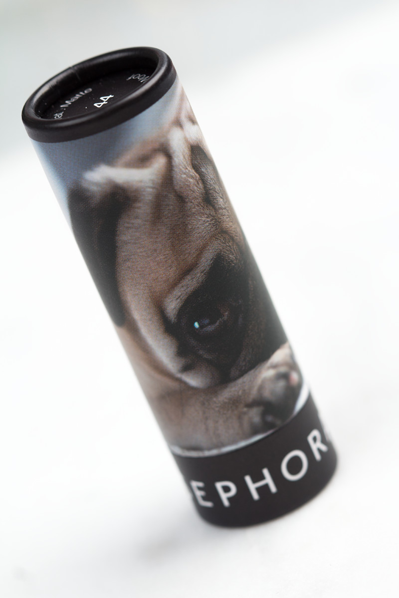 Sephora lipstories 44 Woof