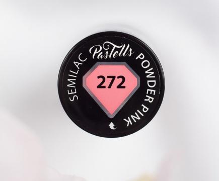 Semilac 272 Powder Pink