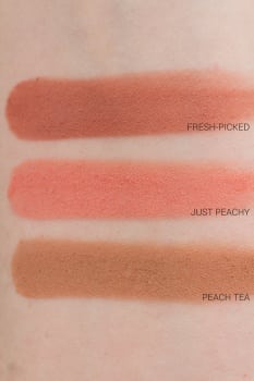 Too Faced Peaches and cream collection Just Peachy Mattes