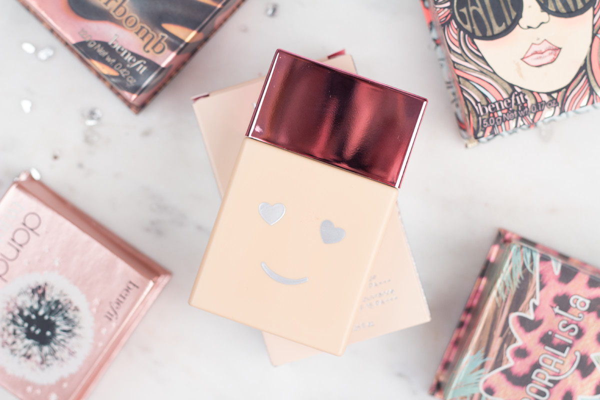Benefit Cosmetics Hello Happy