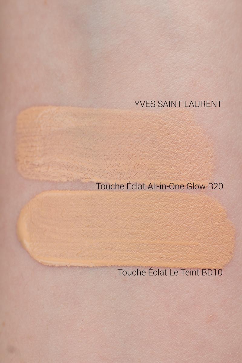 �ล�าร���หารู��า�สำหรั� YSL Yves Saint Laurent Touche all in one  glow