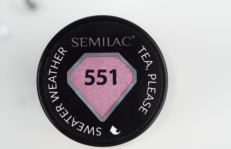 Semilac 551 Tea Please