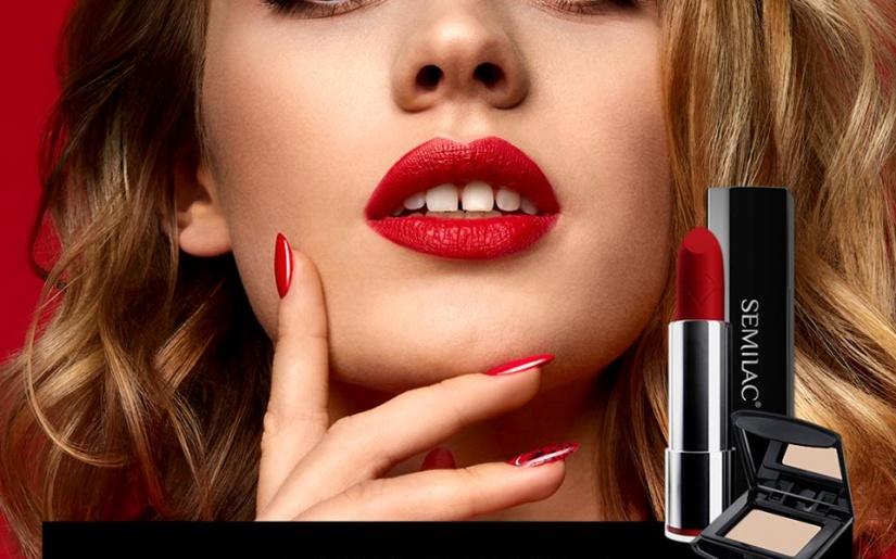 Semilac Classy Lips