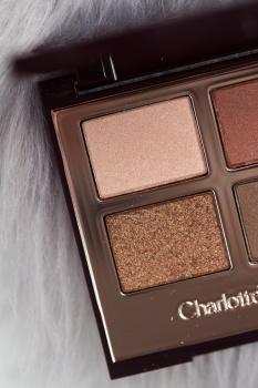 Charlotte Tilbury Luxury Palette The Golden Goddess Dolce Vita