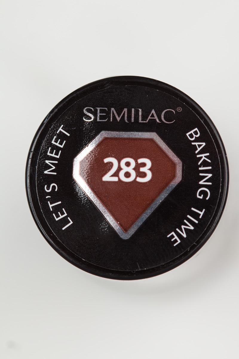 Semilac 283 Baking Time