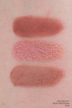 Huda Beauty Nude Obsessions Rich