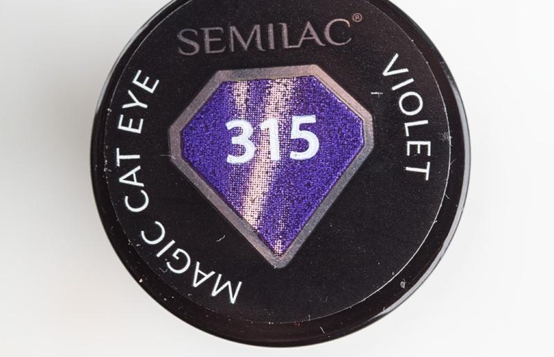Semilac 315 Magic Cat Eye