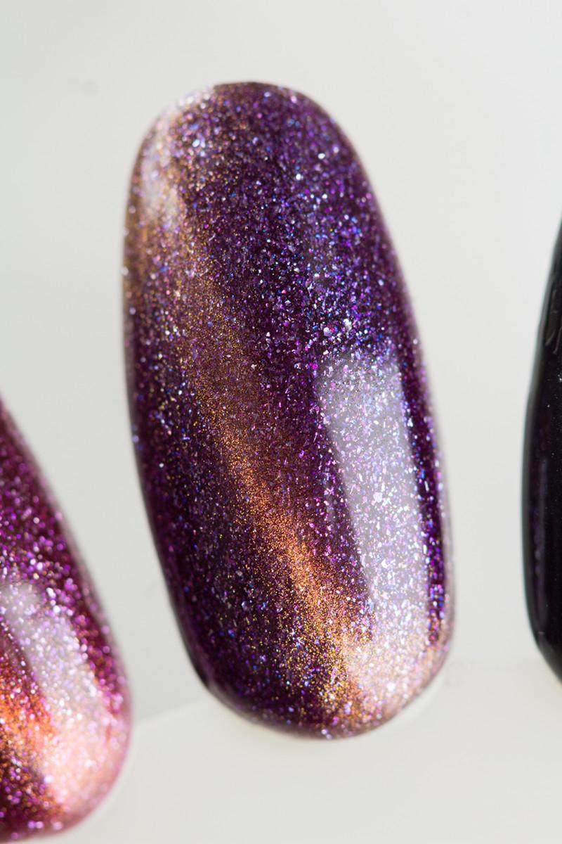 Semilac 315 Magic Cat Eye Violet