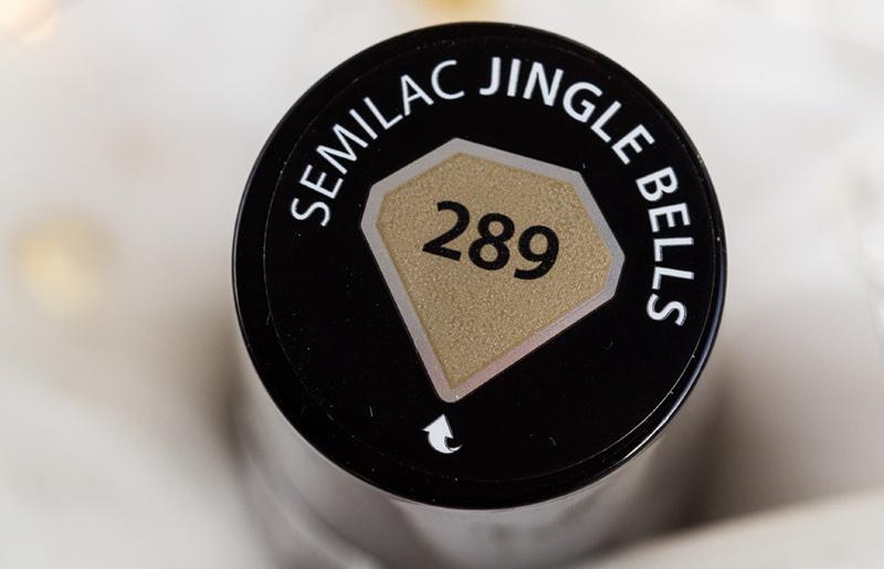 Semilac 289 Jingle Bells