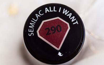 Semilac 290 All I Want
