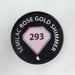 293 Rose Gold Shimmer