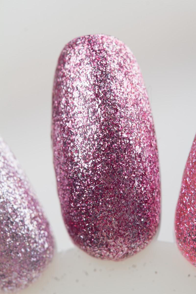 Semilac 294 Rose Pink Shimmer