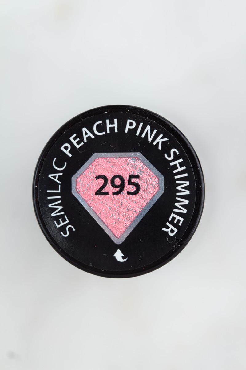 295 Peach Pink Shimmer