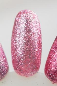 Semilac 295 Peach Pink Shimmer