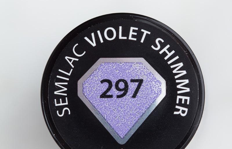 297 Violet Shimmer