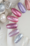 Semilac 292 Silver Shimmer