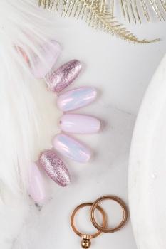 Semilac 293 Pink Gold Shimmer